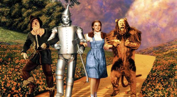 The Wizard Of Oz's 75th anniversary is to be celebrated at the Oscars ceremony