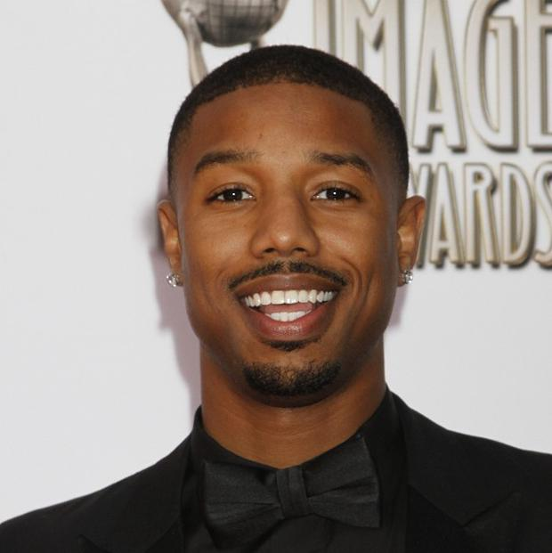 Michael B Jordan is to play Johnny Storm/The Human Torch in the Fantastic Four remake