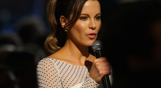 Kate Beckinsale is cast in Absolutely Anything