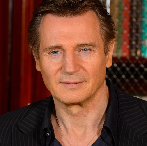 Liam Neeson has a role in the Entourage movie