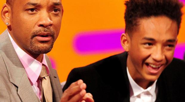 Will and Jaden Smith have both awarded Razzies for After Earth.