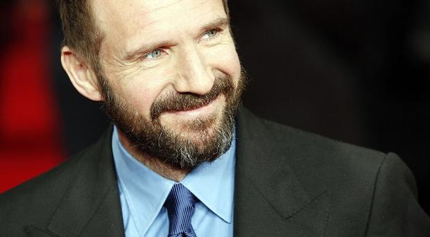 Ralph Fiennes worked as a hotel porter when he was a student