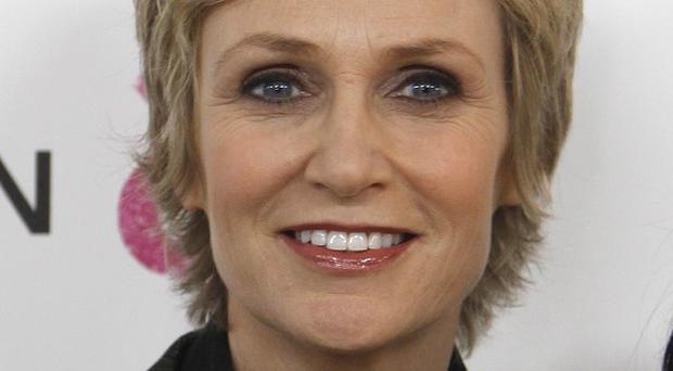 Jane Lynch says she loves the variety voice work offers