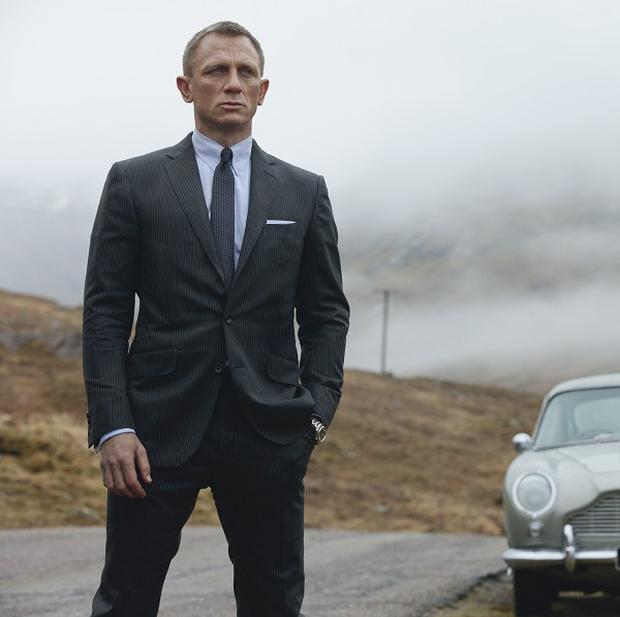 Daniel Craig will return as 007 in Bond 24