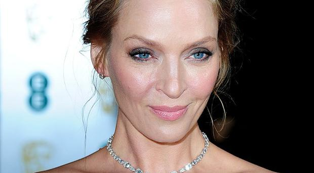 Uma Thurman could be starring in American Ultra