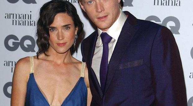 Jennifer Connelly and Paul Bettany worked together on Shelter