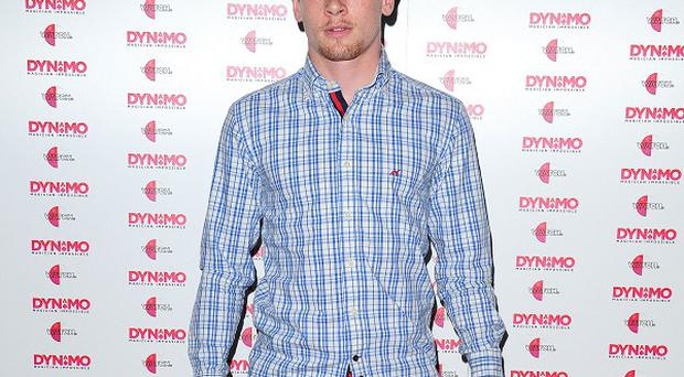 Jack O'Connell plays a convict in Starred Up