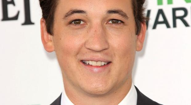 Miles Teller stars in the Fantastic Four reboot