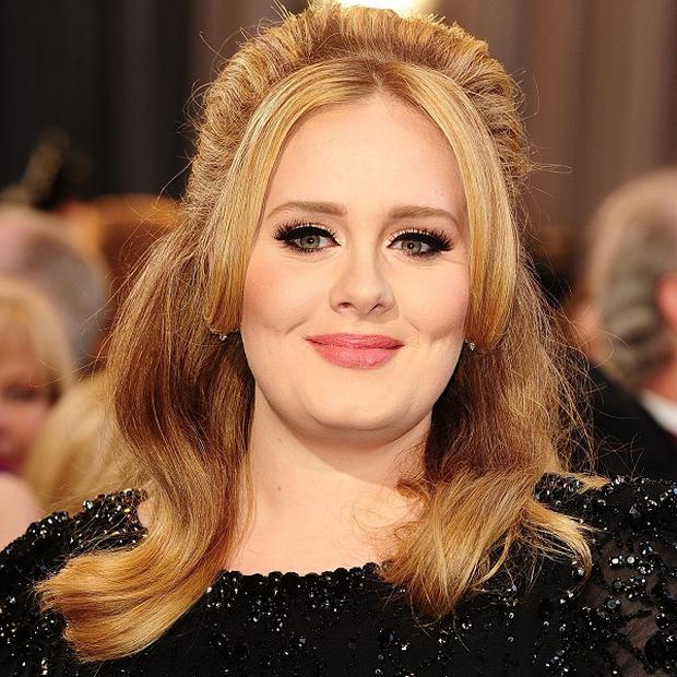 Adele could sing the next Bond theme tune