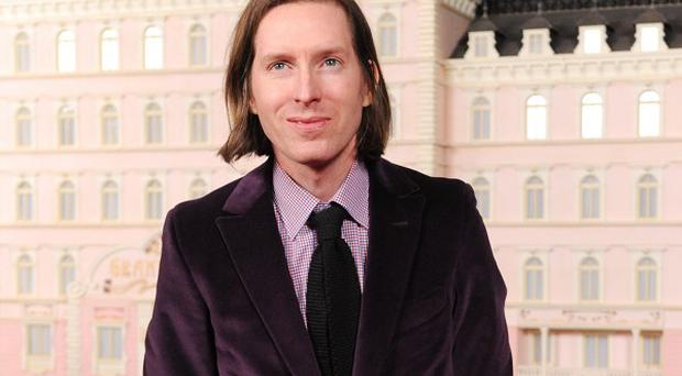 Wes Anderson's film The Grand Budapest Hotel has been a hit in the US