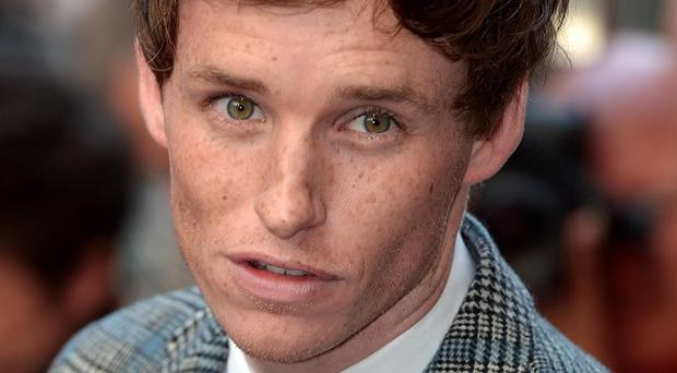 Eddie Redmayne is in line for a role as Dr Doom