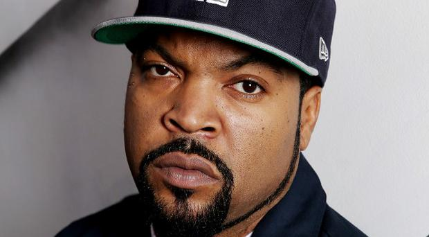 Ice Cube co-starred with Kevin Hart in Ride Along