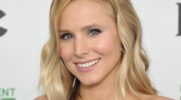 Kristen Bell hopes she can be in the Frozen stage show