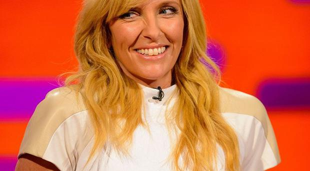Toni Collette says she still suffers from first-day nerves in a new job