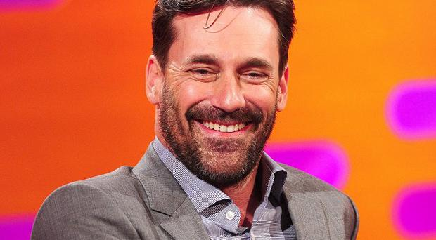 Jon Hamm has lined up his next movie role