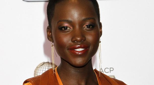 Lupita Nyong'o has apparently met with JJ Abrams about Star Wars Episode VII