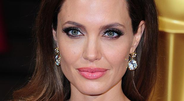 Angelina Jolie said directing the Fifty Shades Of Grey film was never her plan