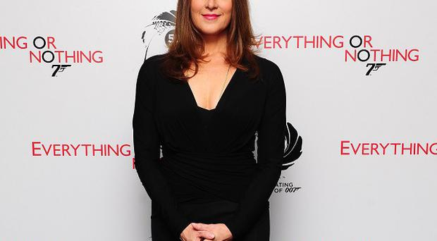 Barbara Broccoli attended the launch of Bond In Motion