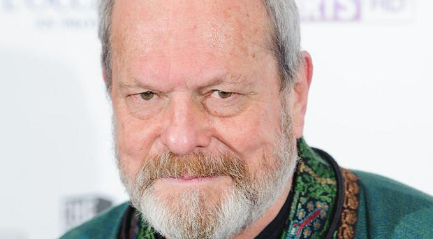Terry Gilliam admits he has concerns about man's relationship with technology