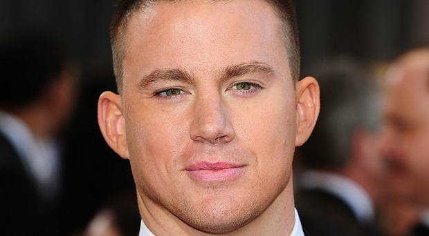 Channing Tatum is considering directing The Son