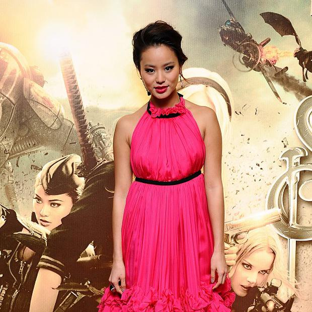 Jamie Chung stars in Sin City: A Dame To Kill For