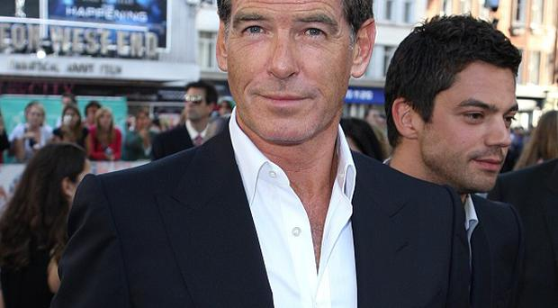 Pierce Brosnan's latest character was inspired by talk show host Richard Madeley