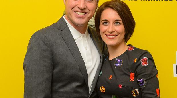 Jonny Owen and Vicky McClure are a real-life couple after playing one in Svengali