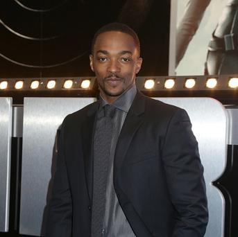 Anthony Mackie is in talks for Triple Nine