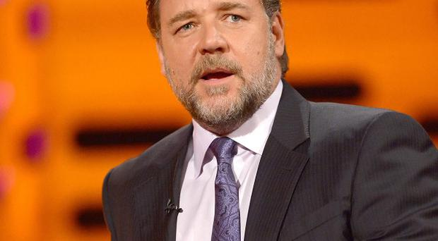 Russell Crowe has the title role in Noah