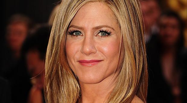 Jennifer Aniston says she has to try not to listen to other people's opinions about what work she should do