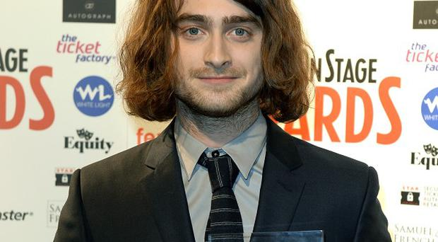 Daniel Radcliffe wants to star in a musical film