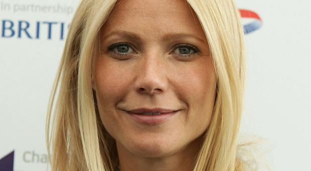 Gwyneth Paltrow is apparently on holiday with Chris Martin and their children