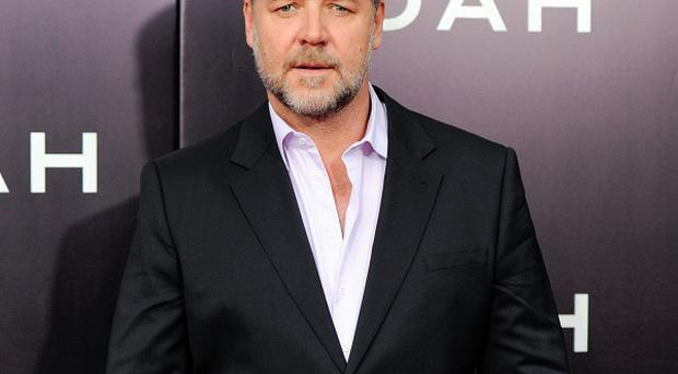 Russell Crowe is glad audiences can finally see Noah for themselves