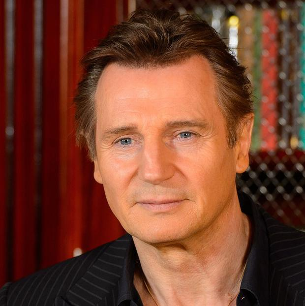 Liam Neeson starred in Woody Allen's Husbands And Wives