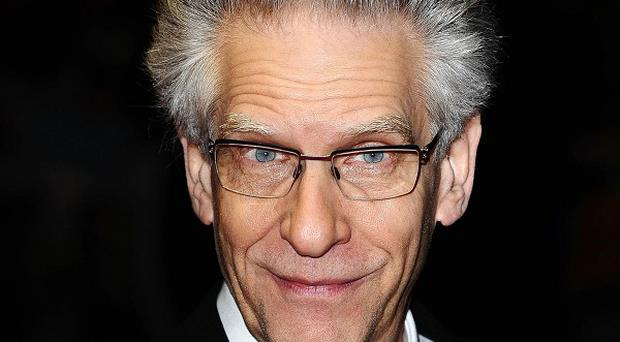 David Cronenberg will be given a filmmaking award at a US festival