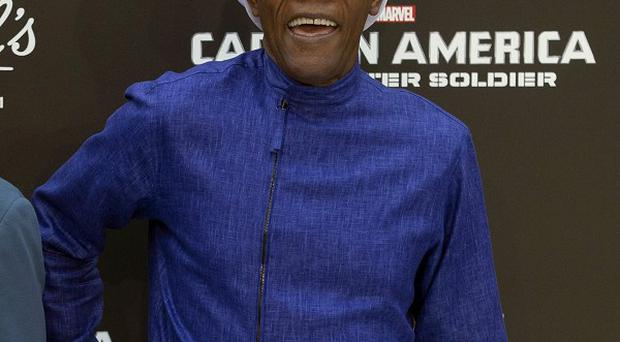 Samuel L Jackson wants to have a varied career like the late Laurence Olivier