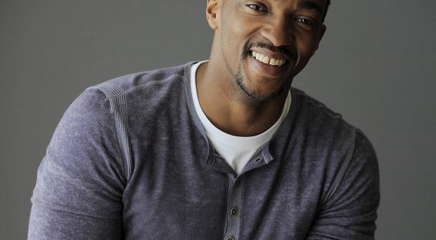 Anthony Mackie said being cast as Falcon in Captain America: The Winter Soldier, was 'epic'