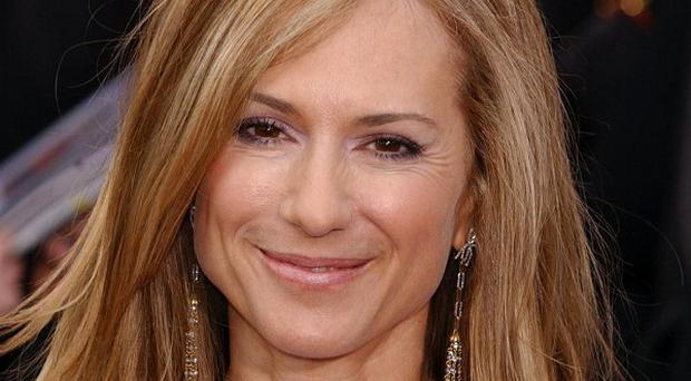 Holly Hunter will star in the Man Of Steel sequel