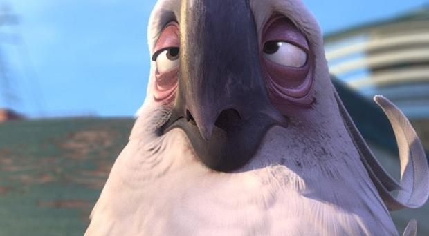 Jemaine Clement returns to voice evil cockatoo Nigel in Rio 2