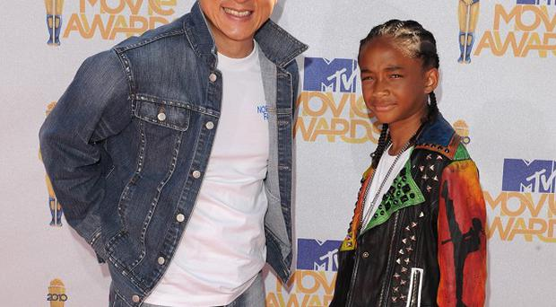 Jackie Chan and Jaden Smith are said to be returning for the Karate Kid sequel