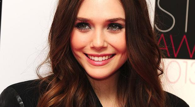 Elizabeth Olsen wants to be known for her work, not her lifestyle