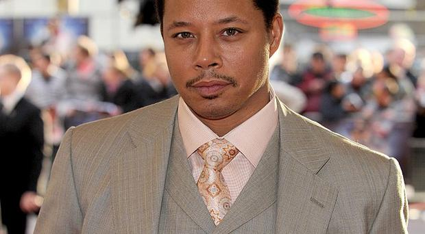 Terrence Howard is starring in Term Life with Vince Vaughn