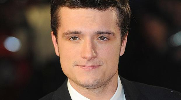 Josh Hutcherson was voted best male performer for The Hunger Games: Catching Fire