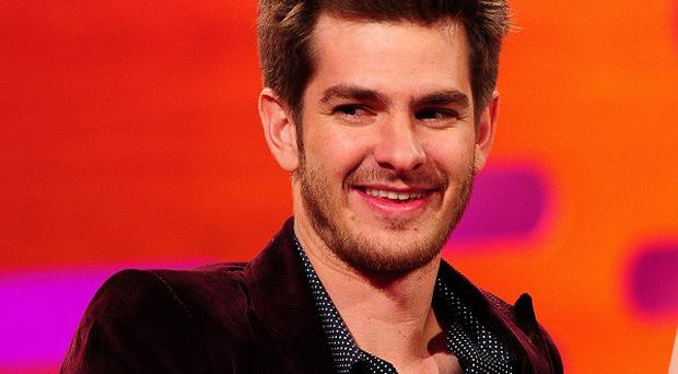 Andrew Garfield turned to Spider-Man comics after being bullied
