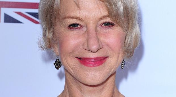 Dame Helen Mirren could be starring in Trumbo with Bryan Cranston