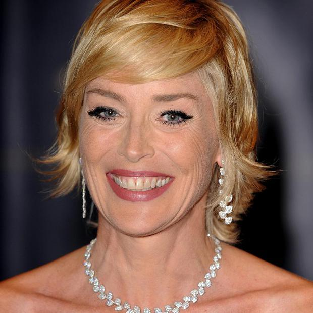Sharon Stone is starring in action comedy American Ultra