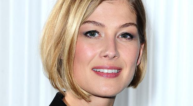 Rosamund Pike starred alongside Pierce Brosnan in Die Another Day