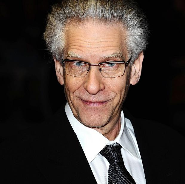 David Cronenberg's Hollywood expose is in the running for Cannes' top prize