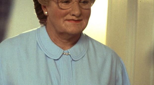 Robin Williams starred in the original Mrs Doubtfire movie