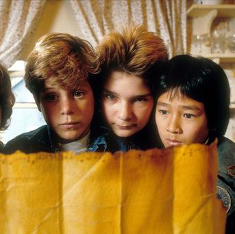 Steven Spielberg has apparently hit on an idea for The Goonies sequel